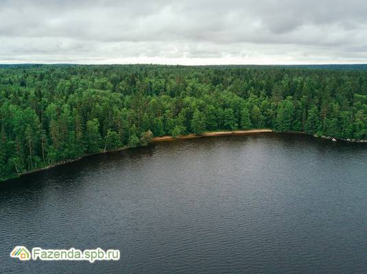 Коттеджный поселок  Сосновый Пляж, Выборгский район.