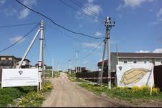 Рядом с Форпост расположен Коттеджный поселок  Новый Дудергоф