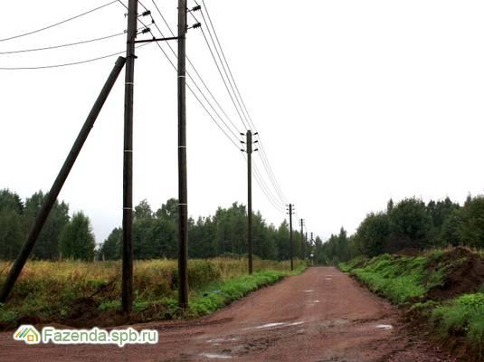 Коттеджный поселок  Рощинский хутор, Выборгский район.
