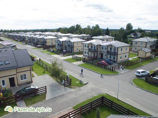 Коттеджный поселок  Вартемяги Парк, Всеволожский район.
