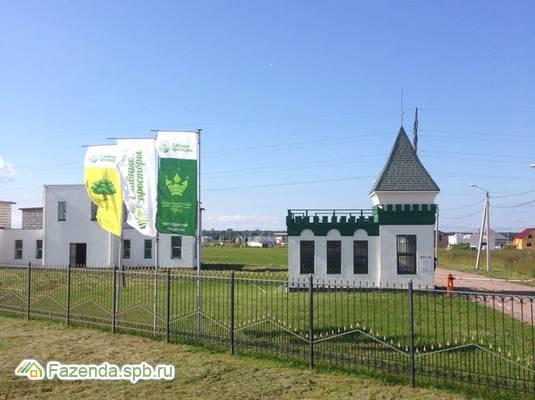 Коттеджный поселок  Изумрудный город, Ломоносовский район.