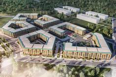 Рядом с СолнцеPARK расположен Малоэтажный жилой комплекс Неоклассика 2