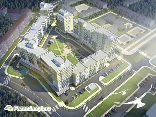 Жилой комплекс Полар-Южный, Всеволожский район.