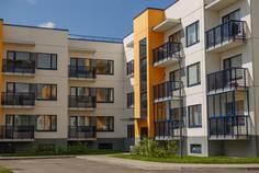 Рядом с Новое Сертолово расположен Жилой комплекс Финские Кварталы