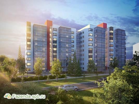 Жилой комплекс Новый дом в Луге, Лужский район.