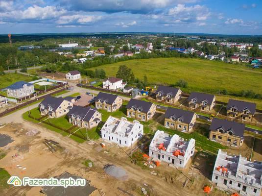Коттеджный поселок  Вартемяги парк 3, Всеволожский район.