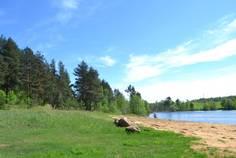 Рядом с Кривко расположен Коттеджный поселок  Сосновские Озера 1