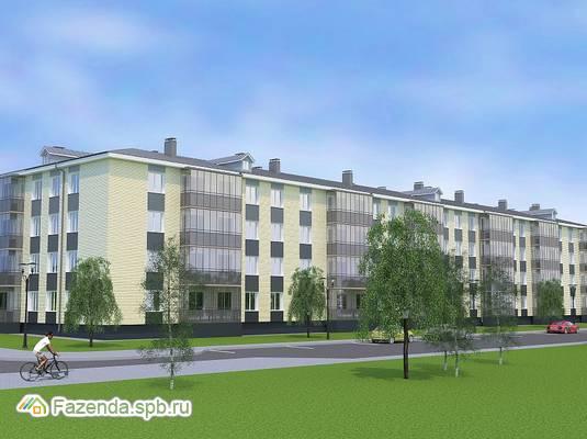 Малоэтажный жилой комплекс ЭкспоГрад 2, Пушкинский район.