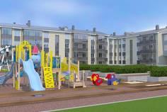 Рядом с СолнцеPARK расположен Малоэтажный жилой комплекс ЭкспоГрад 2
