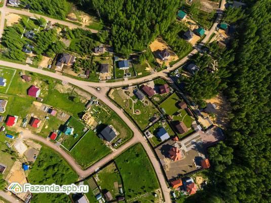 Коттеджный поселок  Новые Дубки, Всеволожский район.