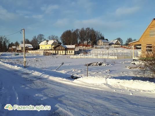 Коттеджный поселок  Софийские Сады, Всеволожский район.