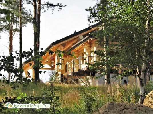 Коттеджный поселок  Изумрудные Горки, Всеволожский район.