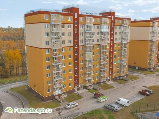 Жилой комплекс Южная Поляна, Всеволожский район. Актуальное фото.