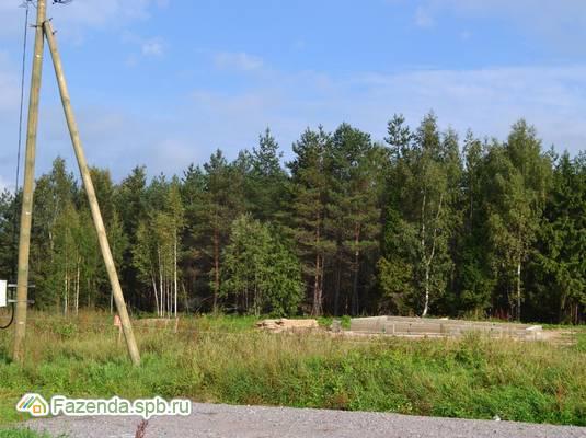 Коттеджный поселок  Дача у Игоры, Приозерский район.
