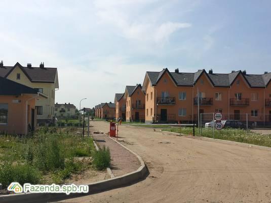 Малоэтажный жилой комплекс Шагрово, Всеволожский район.