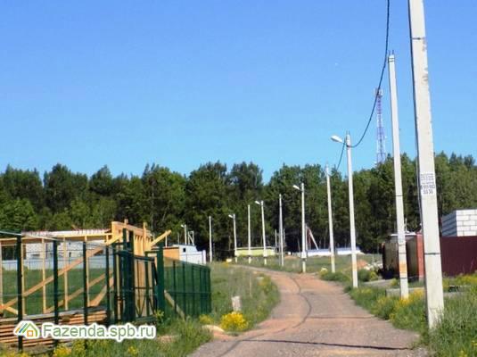Коттеджный поселок  Терра-Выборгское, Всеволожский район.