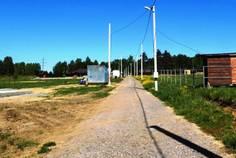 Рядом с Солнечное расположен Коттеджный поселок  Терра-Выборгское