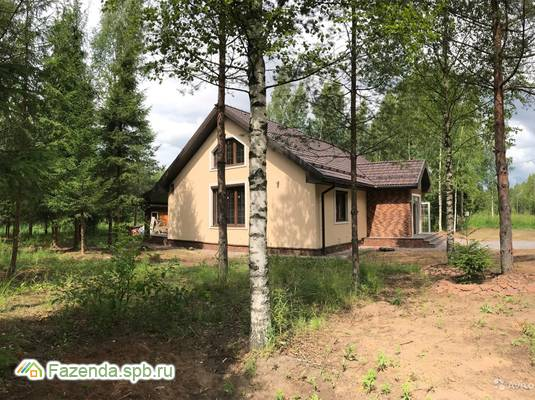 Коттеджный поселок  Березки, Всеволожский район.