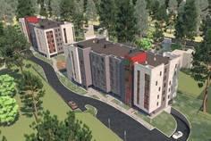 Рядом с Вахрушева расположен Малоэтажный жилой комплекс Дом на Коралловской