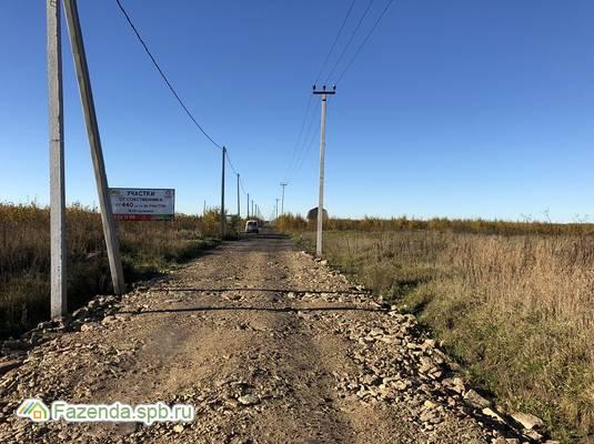 Коттеджный поселок  Южные просторы, Ломоносовский район.
