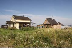 Рядом с Имение Оржицкого расположен Коттеджный поселок  Елагино