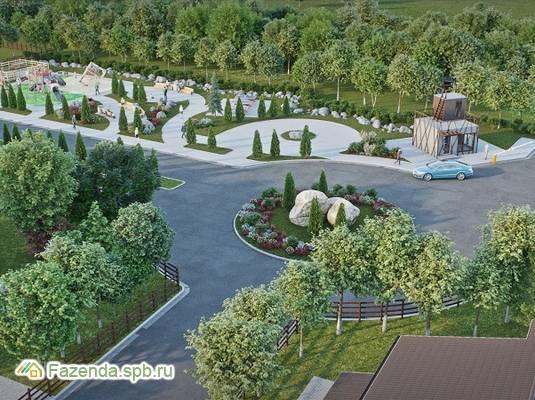 Коттеджный поселок  Морские сезоны, Ломоносовский район.