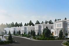 Рядом с Вырица расположен Малоэтажный жилой комплекс Gatchina Gardens