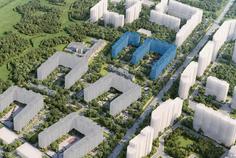 Рядом с Мурино 2017 расположен Жилой комплекс Мурино 2020
