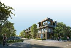 Рядом с Прованс расположен Малоэтажный жилой комплекс VEREN VILLAGE стрельна