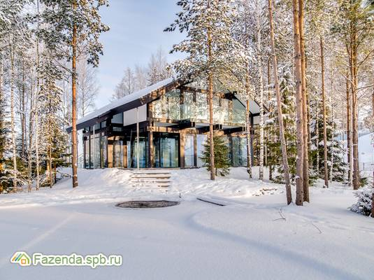 Коттеджный поселок  OSKO VILLAGE, Всеволожский район.