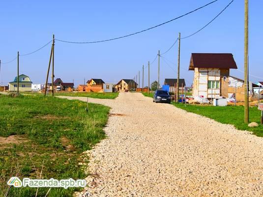 Коттеджный поселок  Светлое, Ломоносовский район.