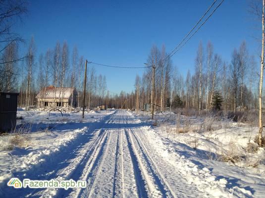 Коттеджный поселок  Южный, Всеволожский район.