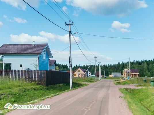 Коттеджный поселок  Кокосы, Всеволожский район.