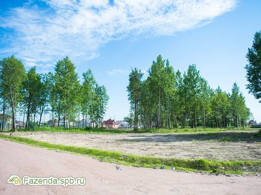Коттеджный поселок  ПриЛЕСный, Всеволожский район.