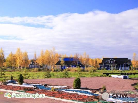 Коттеджный поселок  Ladoga Land, Всеволожский район.
