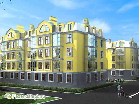 Малоэтажный жилой комплекс Pushkin House, Пушкинский район.