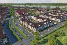 Рядом с Ново-Сергиево расположен Малоэтажный жилой комплекс Прованс