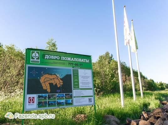 Коттеджный поселок  Отрадная Бухта, Приозерский район.