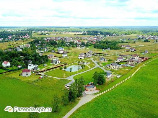 Коттеджный поселок  Рублево, Всеволожский район. Актуальное фото.