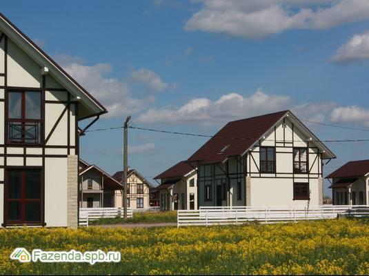 Коттеджный поселок  Петровские Сады, Всеволожский район.