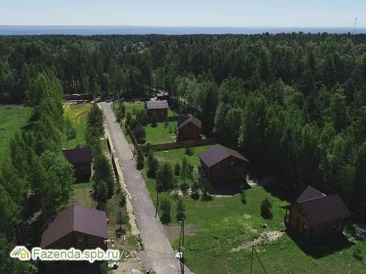 Коттеджный поселок  EcoLife на Заливе, Выборгский район.