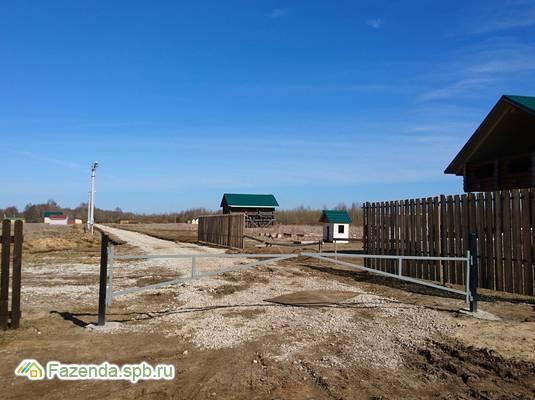 Коттеджный поселок  Ивушка, Гдовский район (Псковская область).