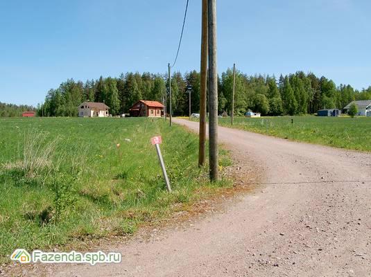 Коттеджный поселок  Большая медведица, Выборгский район.