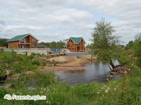 Коттеджный поселок  Сказочная долина, Выборгский район.