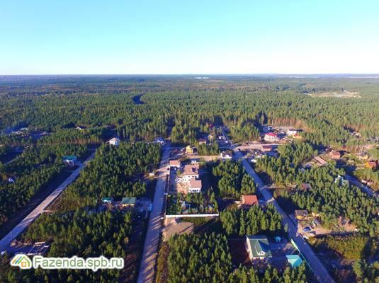 Коттеджный поселок  Северная Жемчужина, Всеволожский район. Актуальное фото.