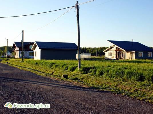 Коттеджный поселок  Изумрудное, Ломоносовский район.