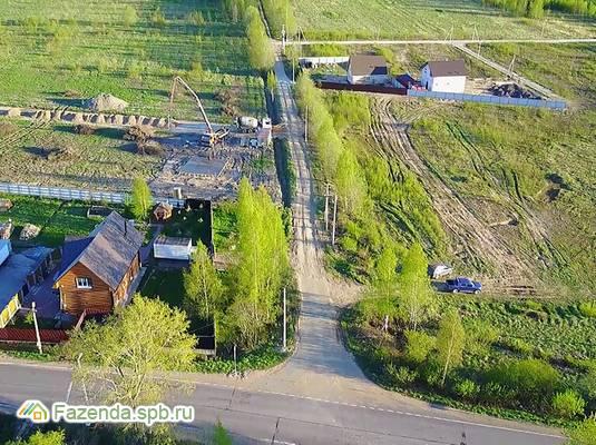 Коттеджный поселок  Цветочное, Ломоносовский район.