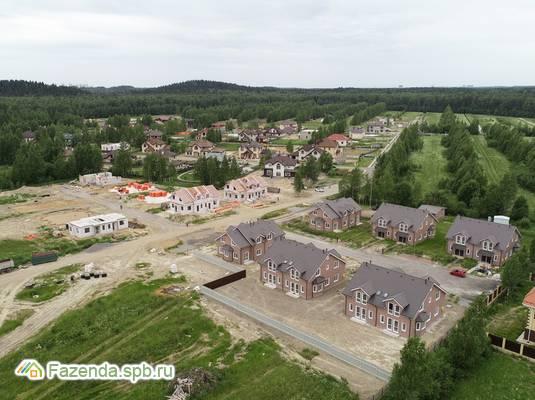 Коттеджный поселок  Юкковское парк, Всеволожский район.