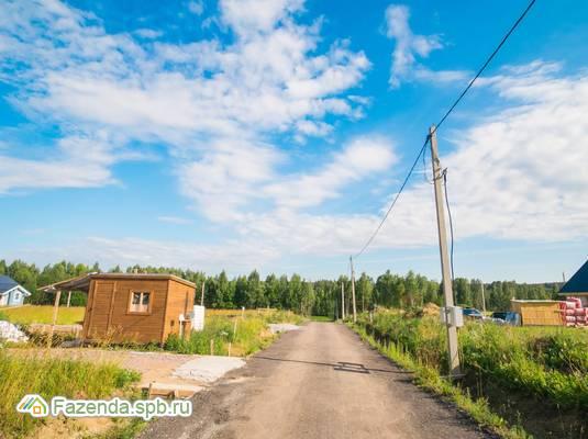Коттеджный поселок  Центральное Раздолье, Приозерский район.
