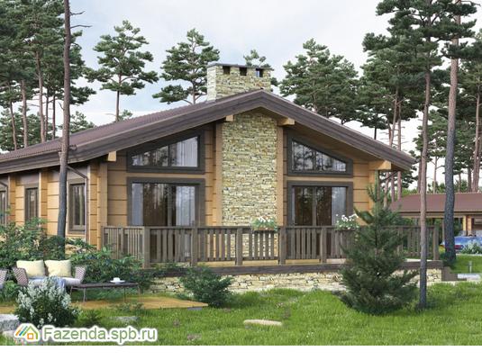 Коттеджный поселок  Солнечный орнамент, Приозерский район.